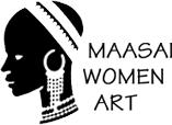 Logo Tanzania Maasai Women Art