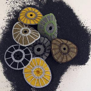 Bracciale artigianale Elongo colori assortiti