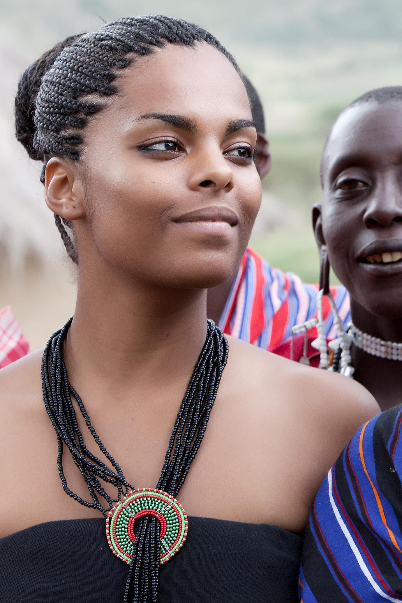 Gioielli Masai dalla Tanzania