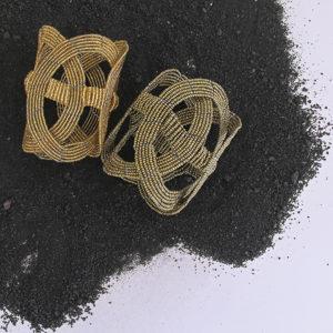 bracciale africano Ukuti Ukuti oro
