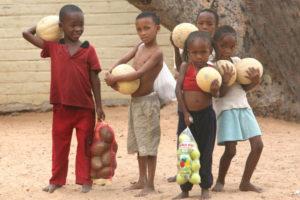 orfanotrofio casa Angelo in Namibia