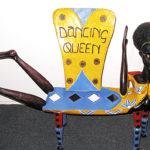 DANCING QUEEN - Akan Masoku - cm 100x73