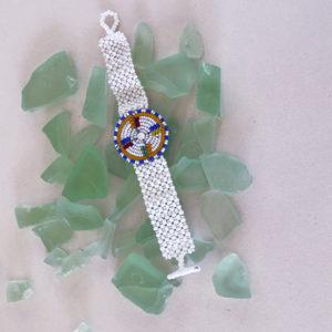 bracciale maasai Theresia colori maasai