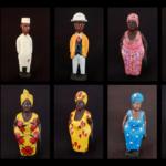 Coloniali-Statue africane