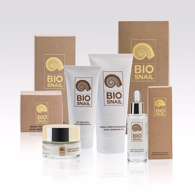 BIO SNAIL - Cosmetici bio a base di bava di lumaca